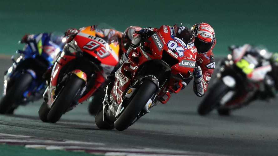 Ducati Drama Qatar Grand Prix