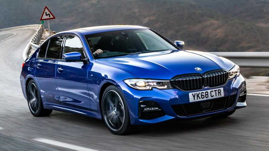 BMW's new 3 Series hits UK roads with £33,610 price tag