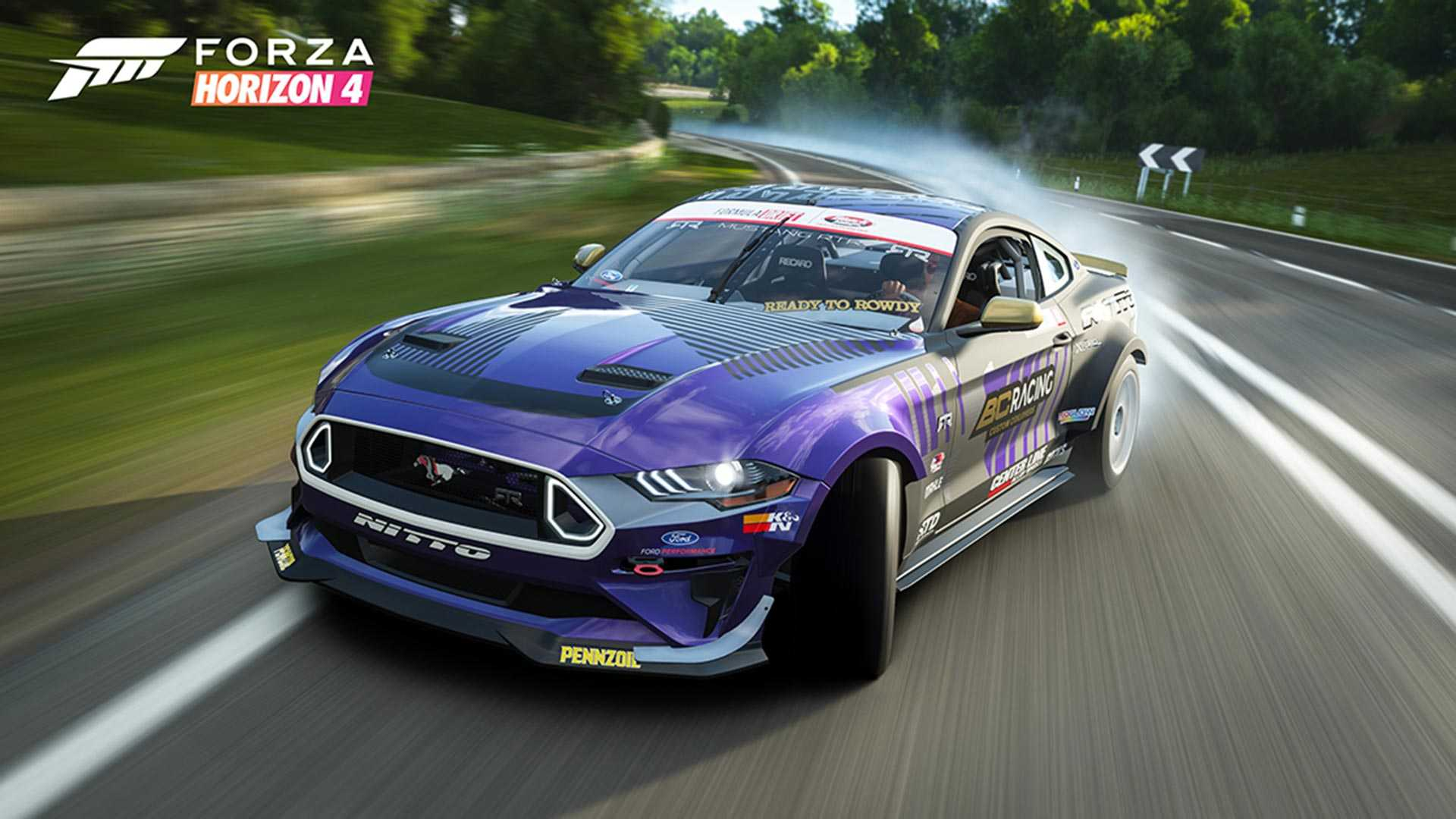 Forza Motorsport 7, Forza Horizon 4 Updates Add RTR Drift cars
