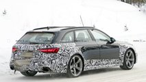 Photo espion Audi RS 4 Avant