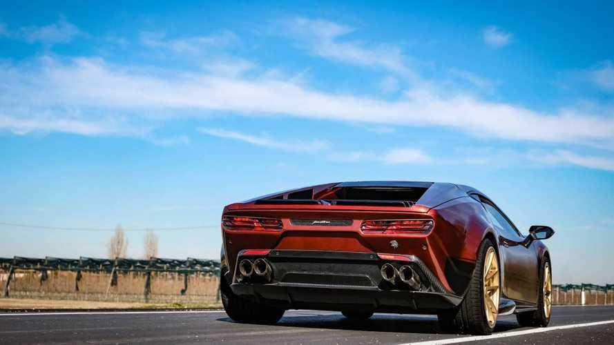 Ares Panther Spyder, la carrocería descapotable llegará en 2020