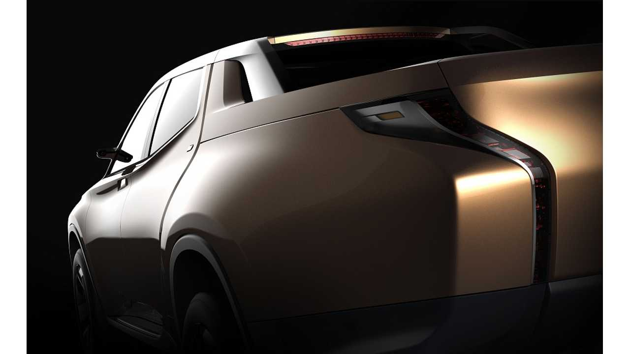 Mitsubishi To Debut Two New Plug-In Concepts:  Sport Utility Truck And A Longer Range MiEV