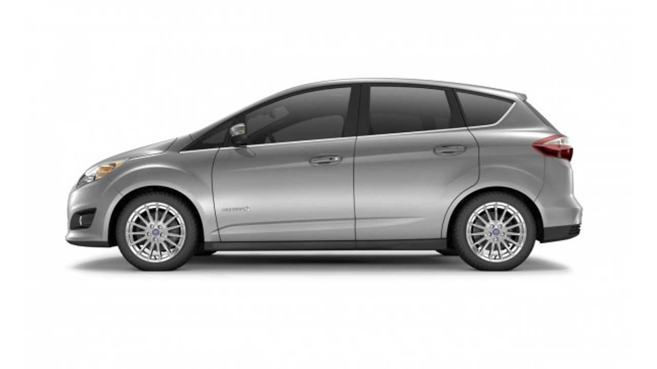Ford C-Max Energi Gets Official EPA EV Range of 21 Miles, Total Range of 620 Miles
