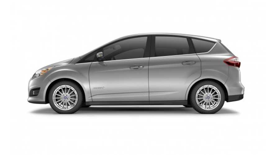 Ford C-Max Energi Gets Official EPA EV Range of 21 Miles, Total Range of 620 Miles