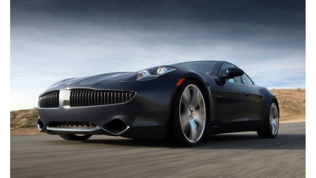 Fisker Karma Production Shutdown Now Exceeds 6 Months