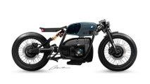 custom electric bmw r80 cafe racer