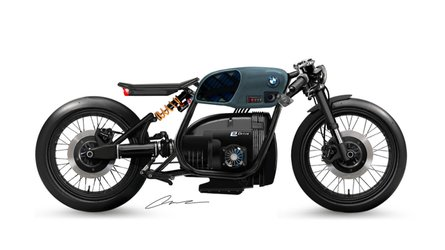 This Custom BMW R65 'Invader' Is The Scrambler We Want