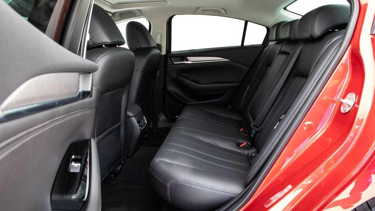 Mazda6 2.2 SKYACTIV-D 184 CV Zenith Black Sky 2018