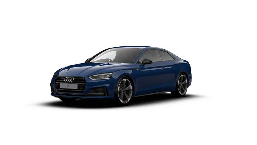 Audi Black and Vorsprung Editions