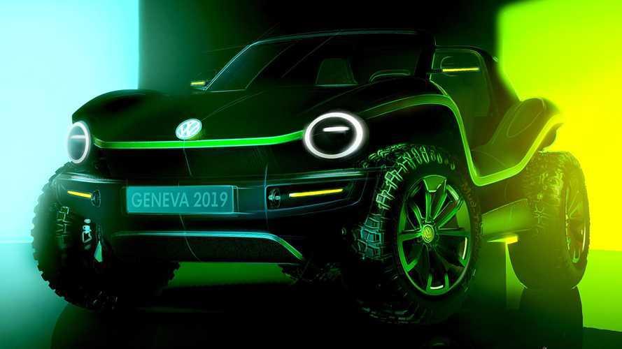 Volkswagen ID Buggy ve ID Ruggdzz, üretime girmeyecek