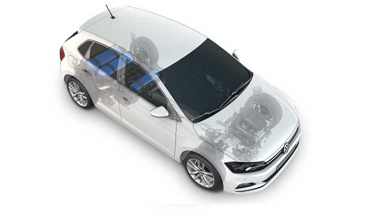 2019 VW Polo TGI
