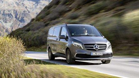 Mercedes-Benz Classe V (2019) - Toutes les infos, toutes les photos