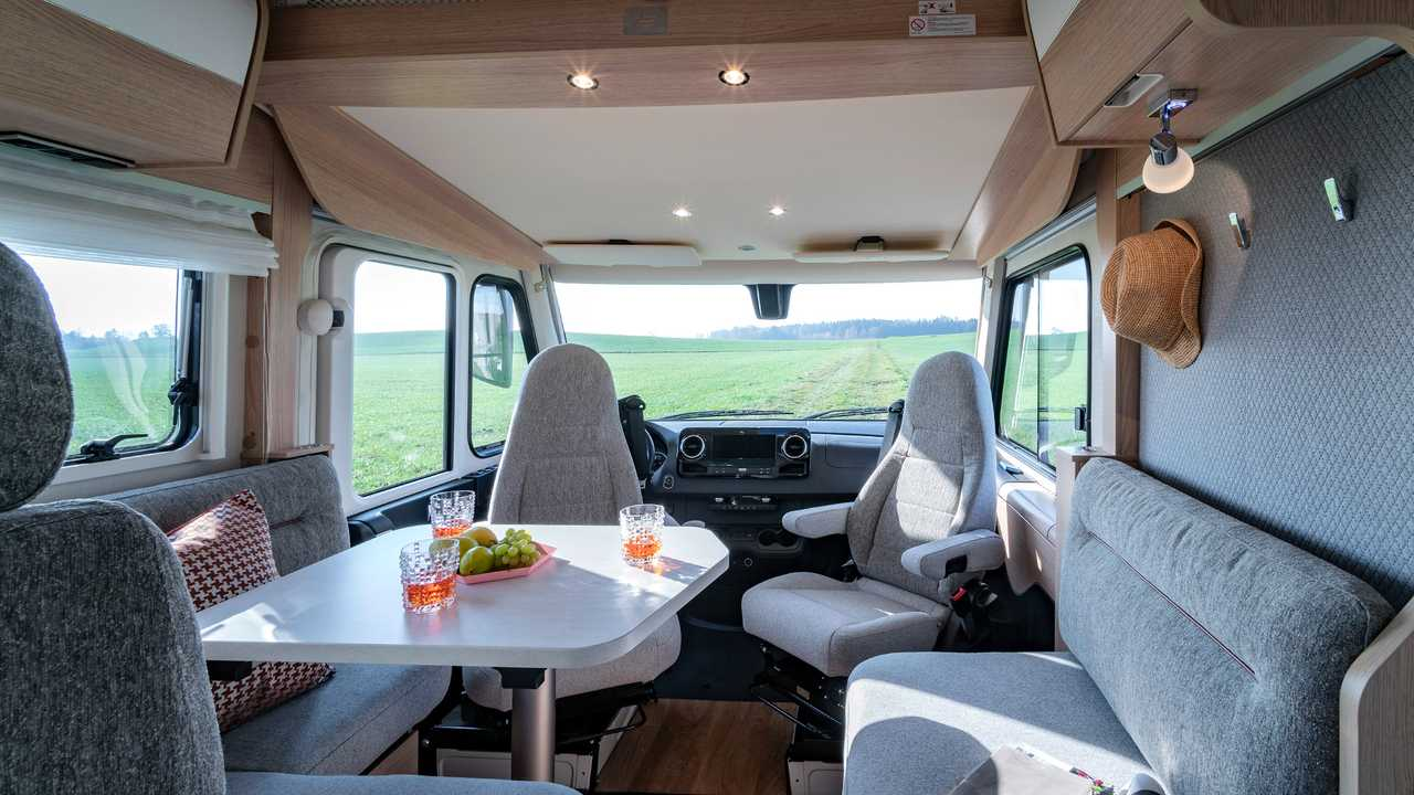 Live The German Van Life With These RVs Debuting In Stuttgart