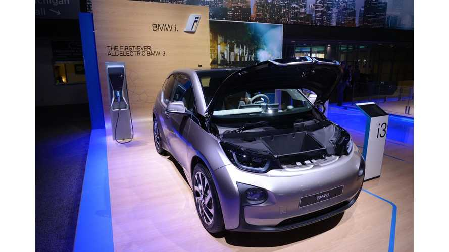 Op-Ed: BMW Looks To Have The Safest EV On the Market With The i3