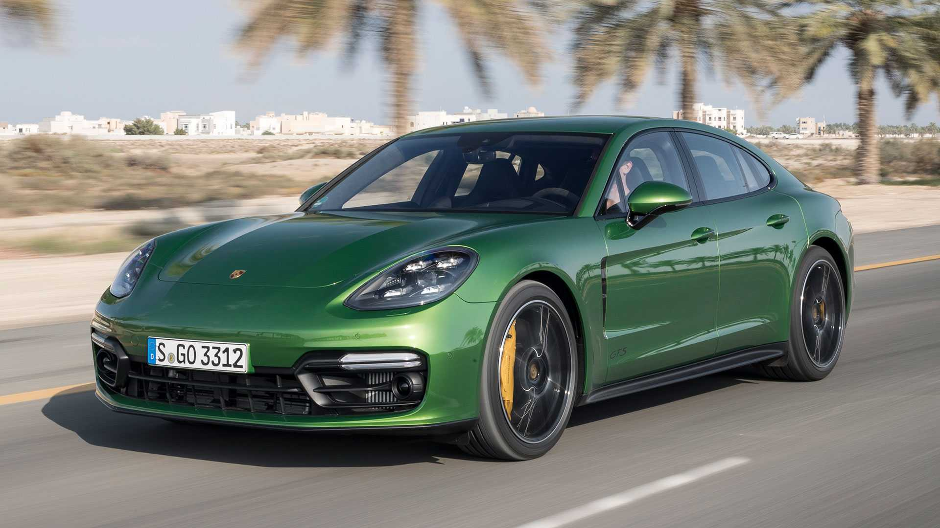 2019 Porsche Panamera GTS First Drive Needed Step In The