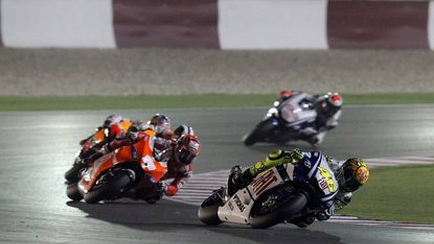 He's not even getting his knee down