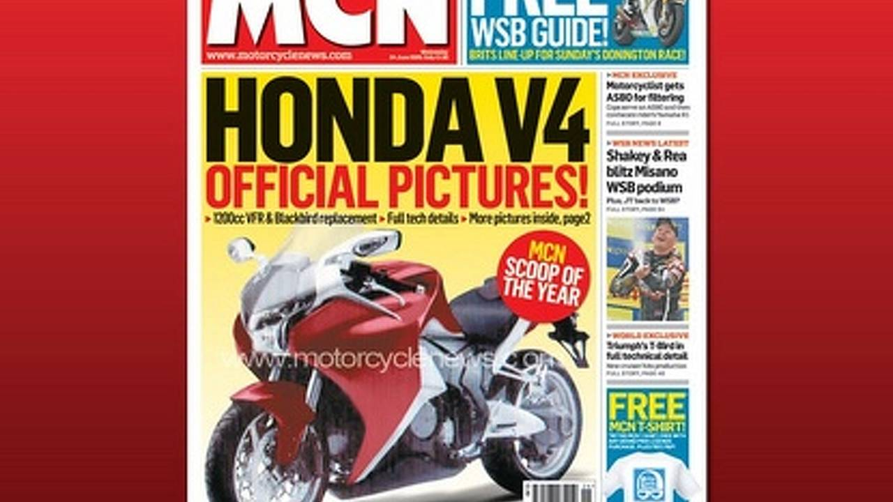 2010 Honda V4: MCN claims scoop