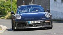 Porsche 911 GTS Casus Fotoğrafları
