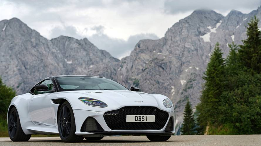 Aston Martin Exec Says DBS Superleggera AMR Is Happening