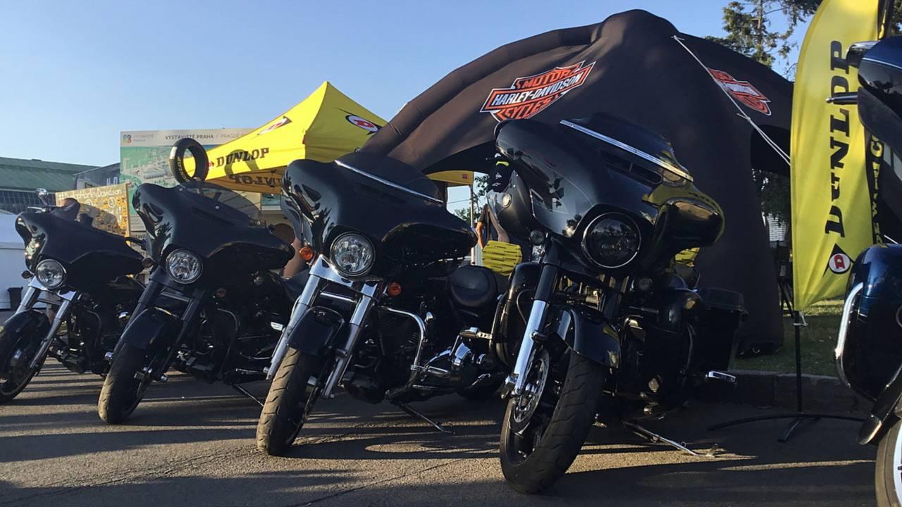 Dunlop Harley-Davidson Festival of Freedom