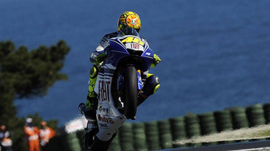 Watch Valentino Rossi Talk About His Secret To A Long Career