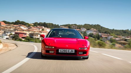 A blast in the past: We drive Honda's heritage cars