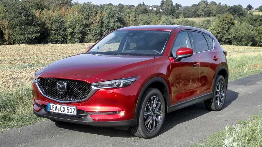 Modifizierter Mazda CX-5 (2018) im Test