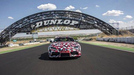 Primera prueba Toyota Supra 2019: un nombre merecido al 100%
