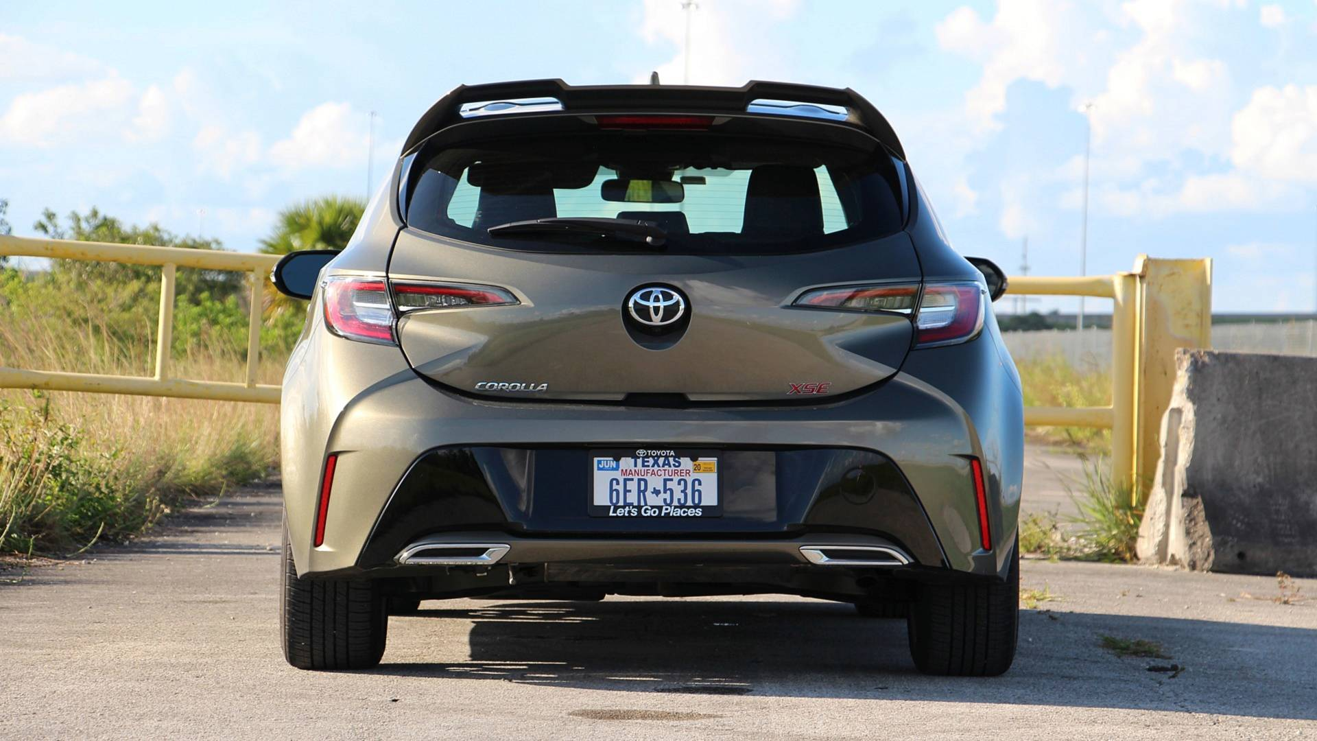 2019 Toyota Corolla Hatchback Xse Review Im Lovin It