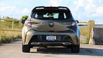 2019 Toyota Corolla Hatchback: Review