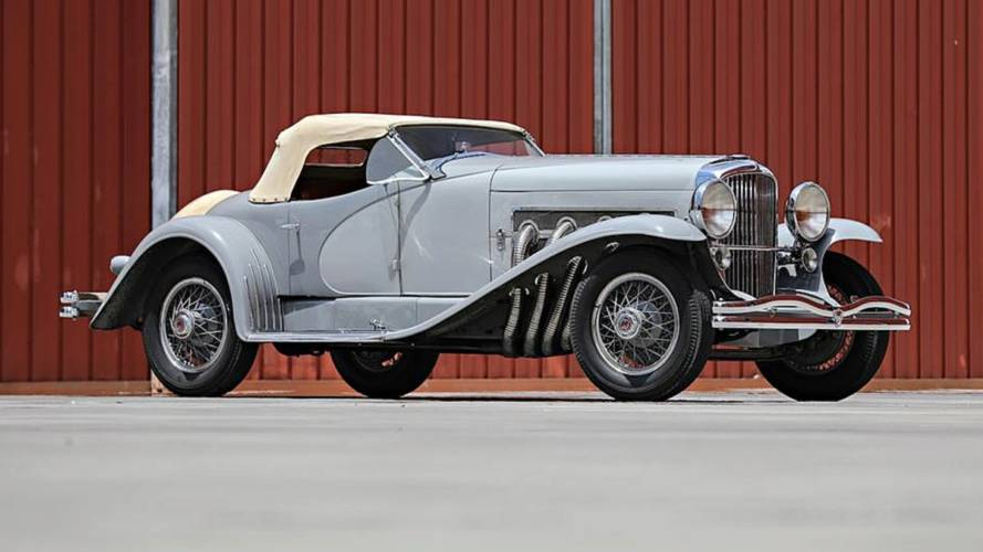 Duesenberg Becomes Most Expensive American Car Ever Sold