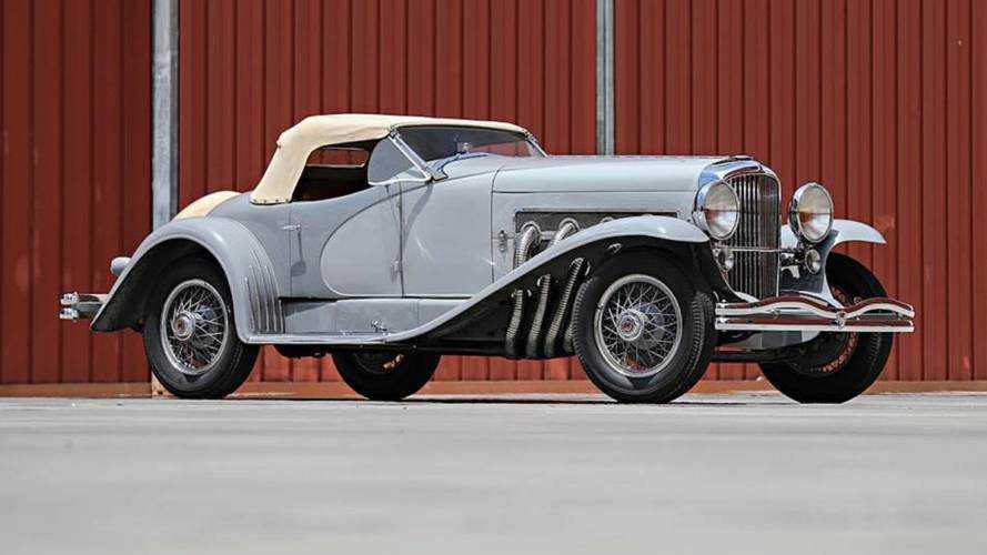 Duesenberg установил рекорд стоимости для американских автомобилей