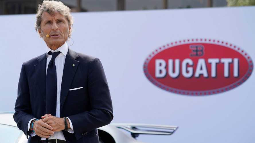 Bugatti ne veut plus entendre parler des SUV