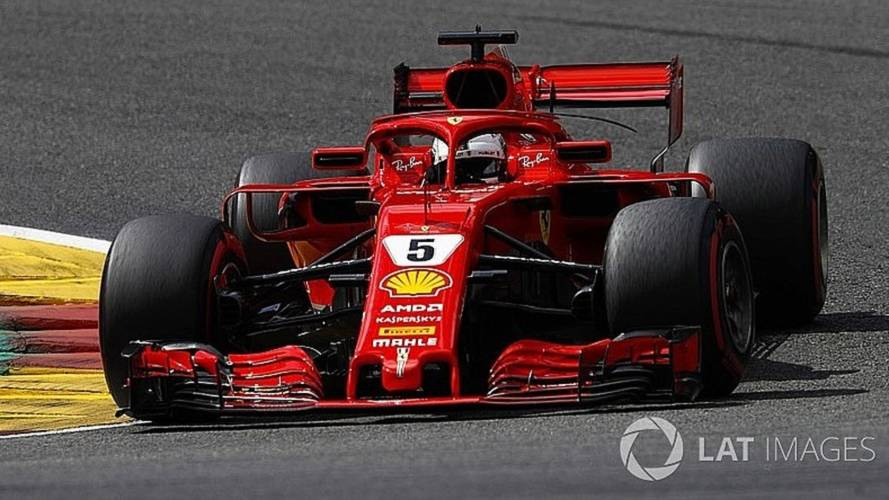 2018 F1 Belgian GP: Vettel Passes Hamilton To Take Victory