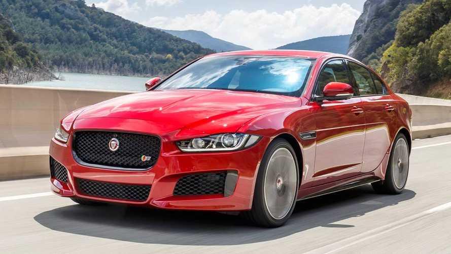 Les Jaguar XE et XF remplacées par un seul et même modèle électrique ?