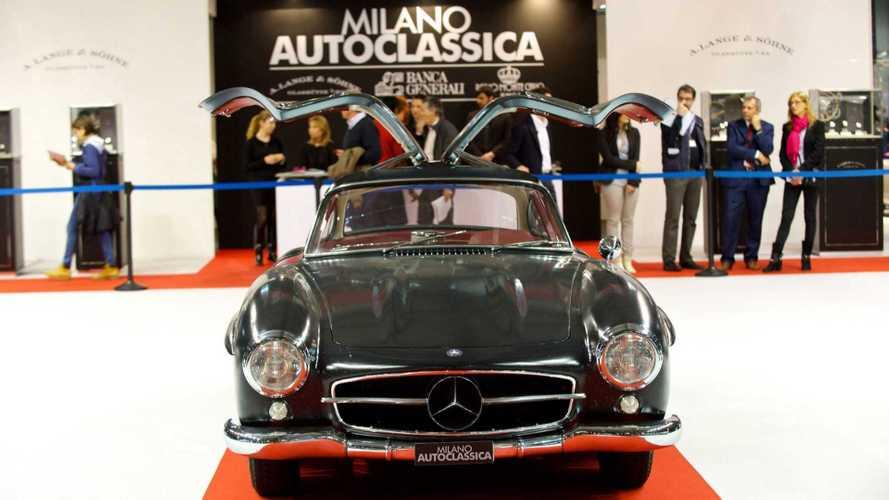 Milano AutoClassica, l'edizione 2018 pronta al via
