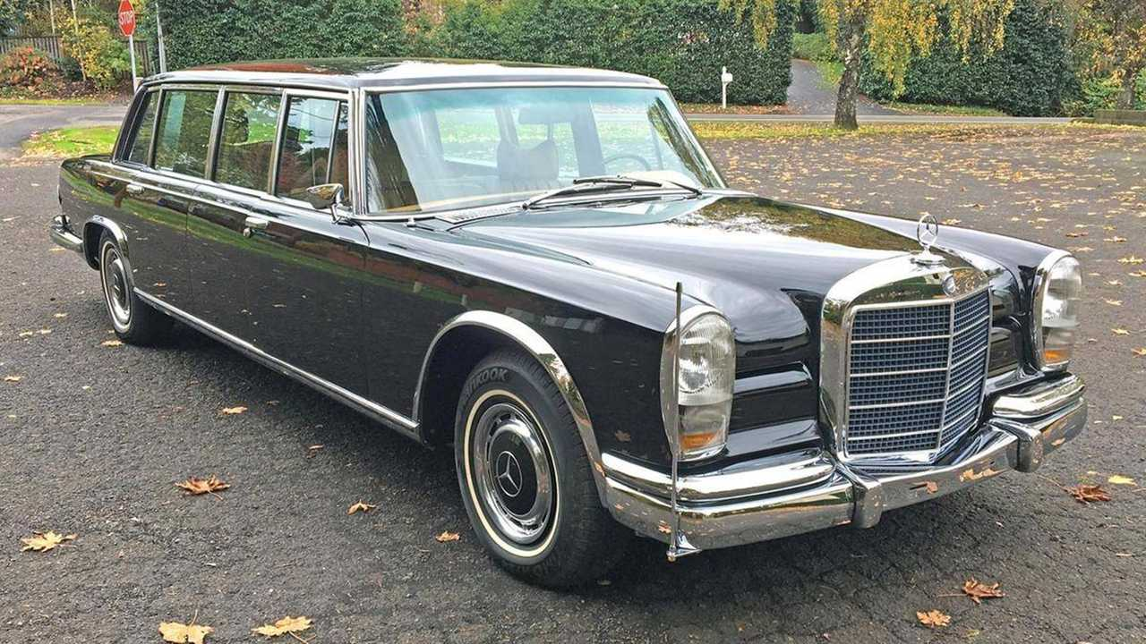 1970 Mercedes-Benz S600 Pullman For Sale