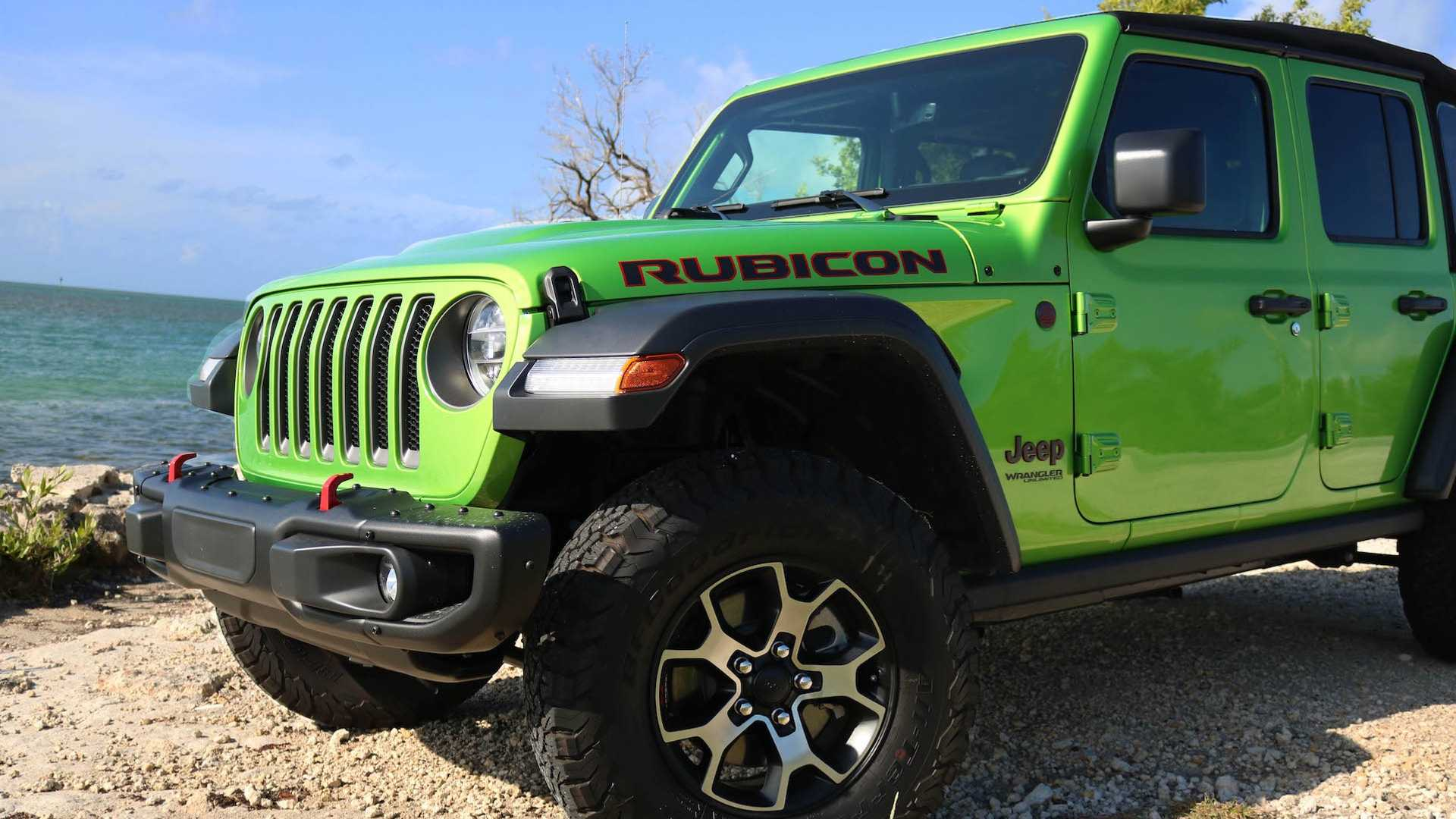 Jeep Has Found Fix For Alleged 'Death Wobble' In Wranglers