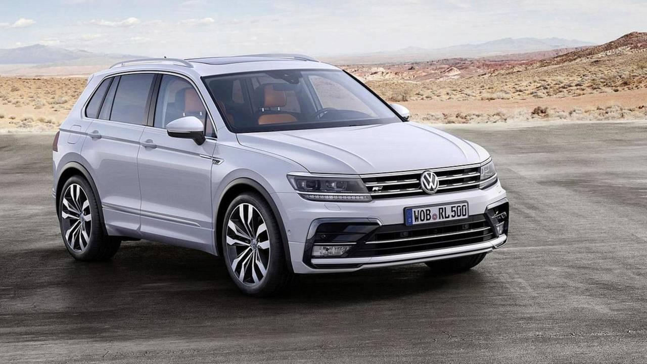 9.- Volkswagen Tiguan - 2.567 unidades
