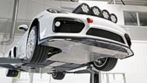 Porsche Cayman GT4 Clubsport Rally concept