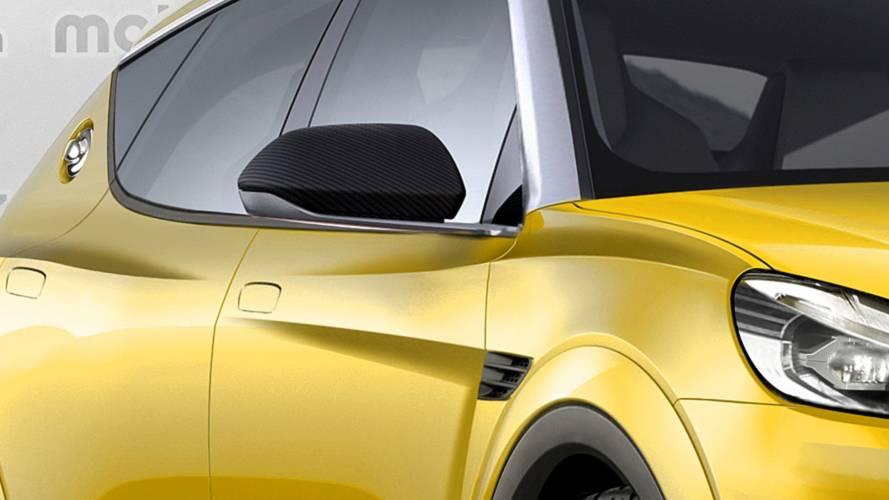 Lotus-SUV (Rendering)