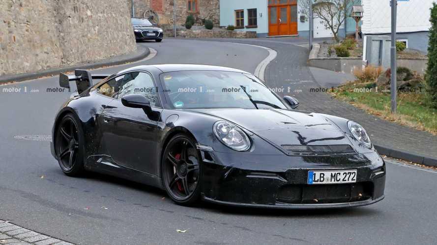 Nuova Porsche 911 GT3, più CV anche senza il turbo