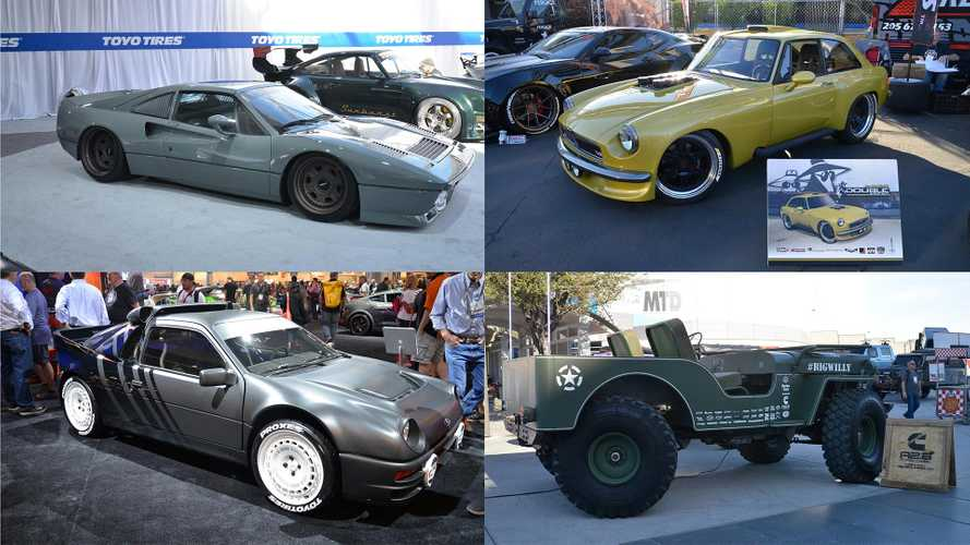 Top 10 Restomods of SEMA 2018