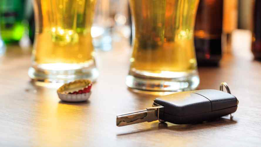 UK drink-drive crashes up slightly, but fatalities stay level