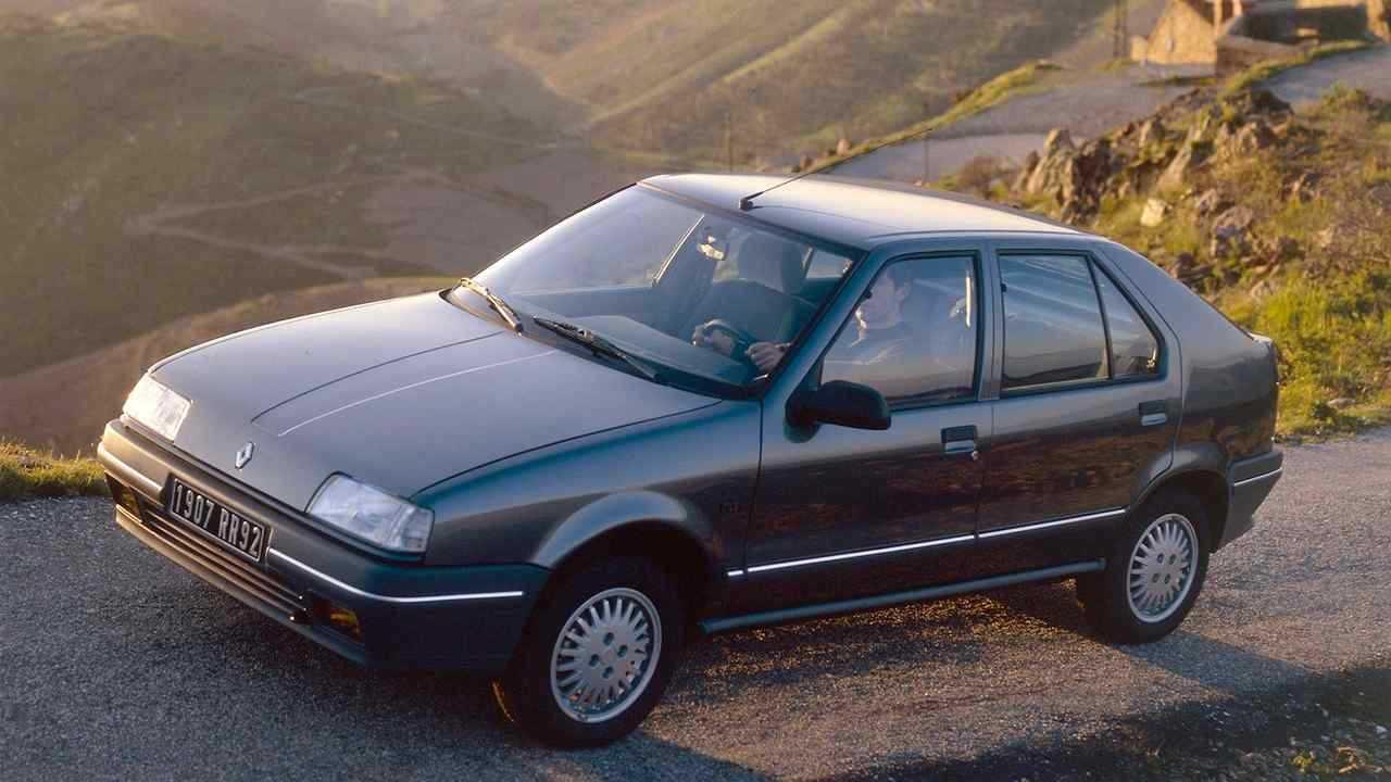 30 ans de la Renault R19