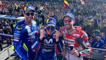 Viñales, Iannone y Dovizioso podio Australia MotoGP 2018