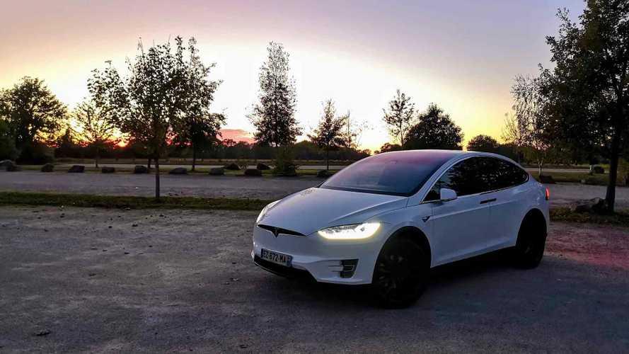 Tesla met à jour les batteries des Model S et X