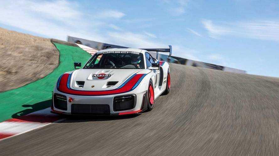 Así suena el brutal Porsche 935 moderno, en circuito