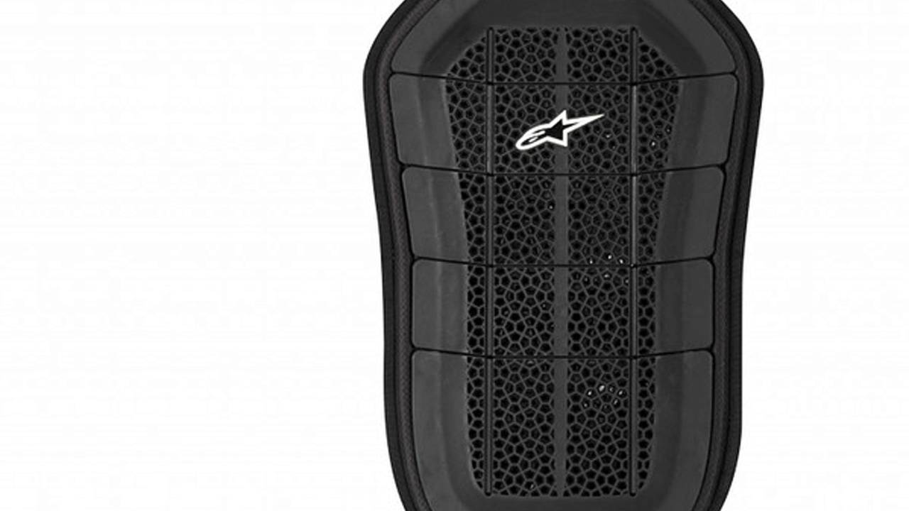 Alpinestars Bionic Air Back Protector: light, safe