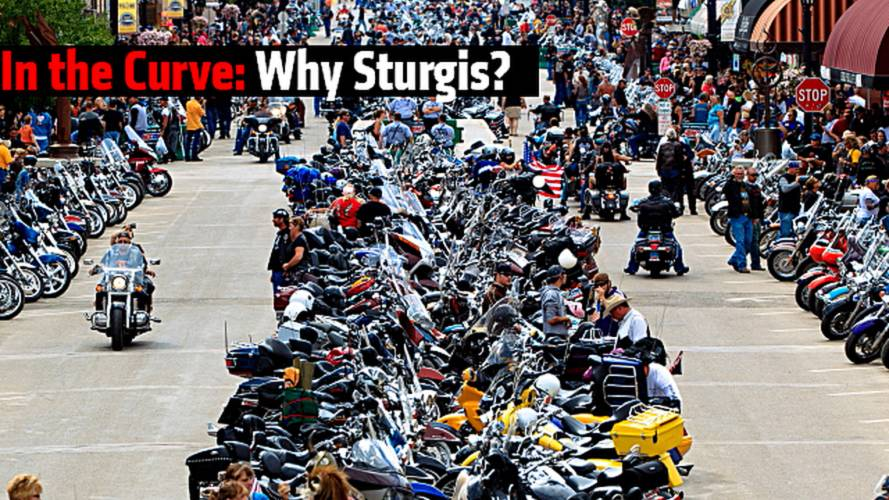In the Curve: Why Sturgis?